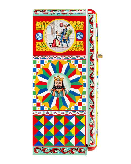 Dolce Gabbana x SMEG Jousting Paladins Refrigerator