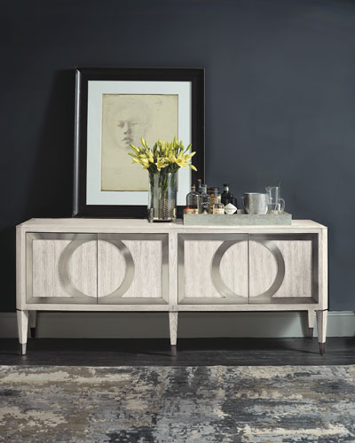 Damonica Ring Entertainment Console