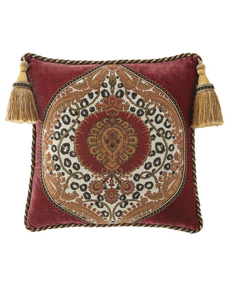 Dian Austin Couture Home Maximus Boutique Pillow with