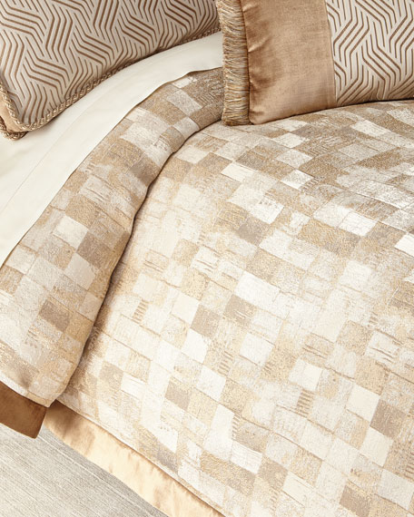 Seville Queen Duvet with Flange
