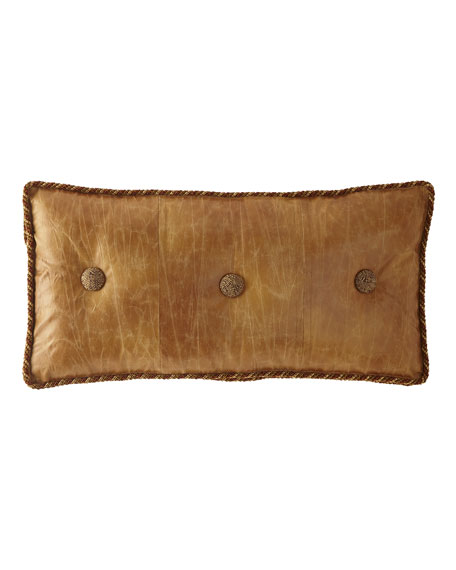 Hamaden Boxed Oblong Pillow