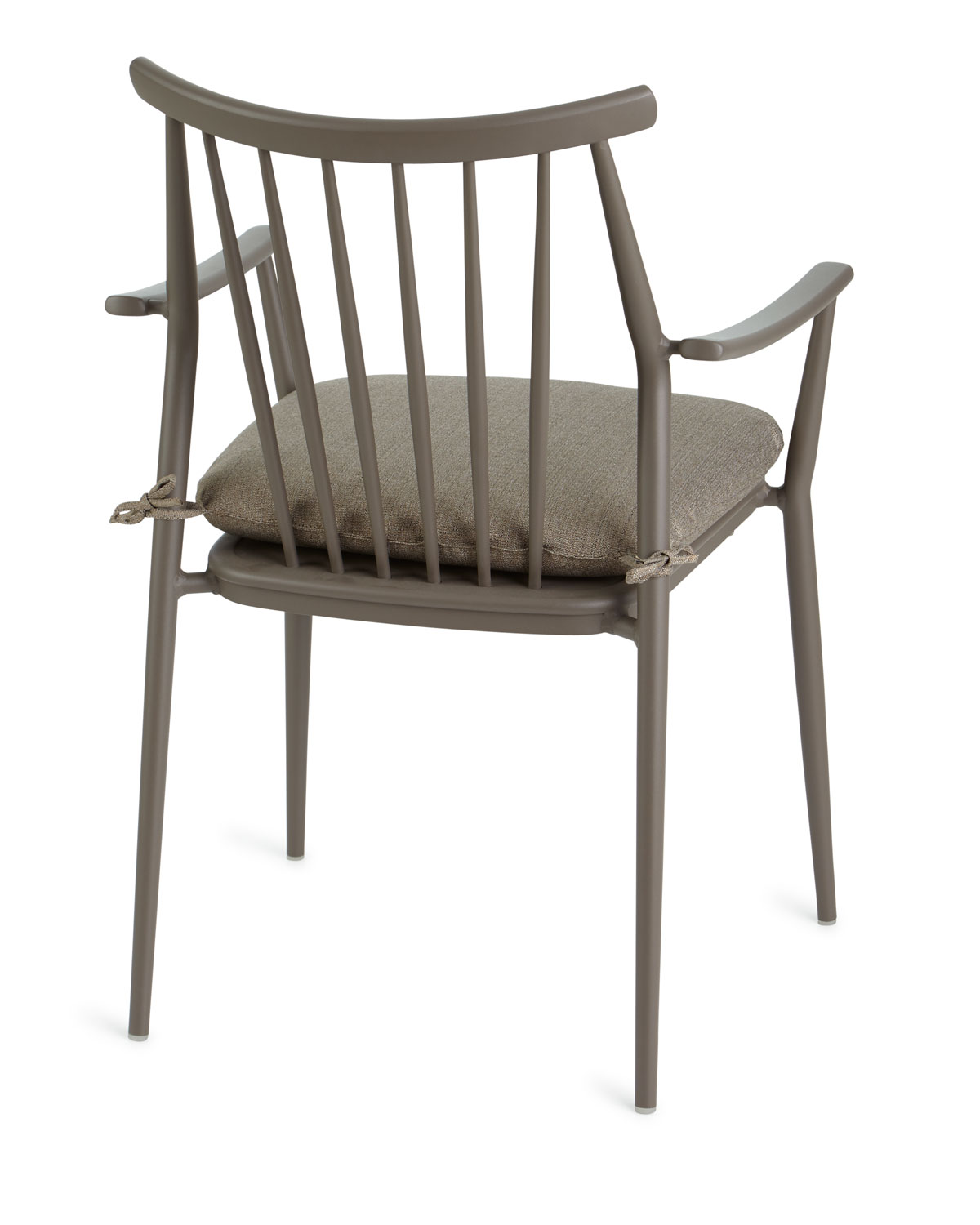 Pair Of Darrow Arm Chairs Taupe