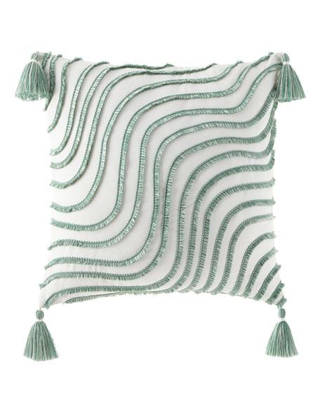 "Celerie Kemble Wicking Cloud Pillow, 20""Sq."