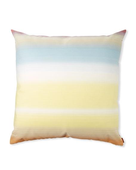 """Tonga Outdoor Pillow, 24""""Sq."""