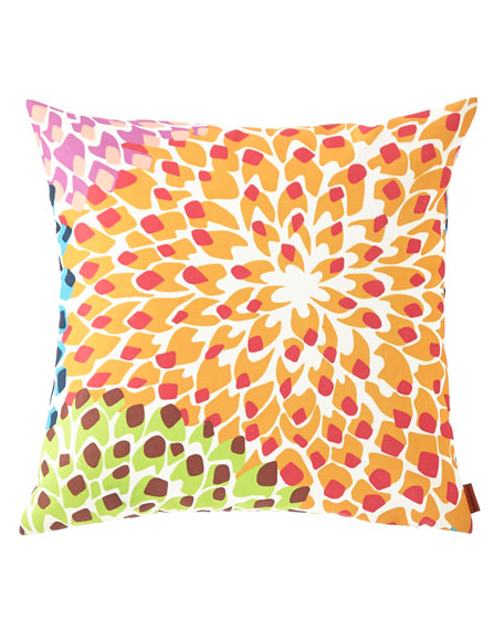 "Dalia Cushion, 16""Sq."