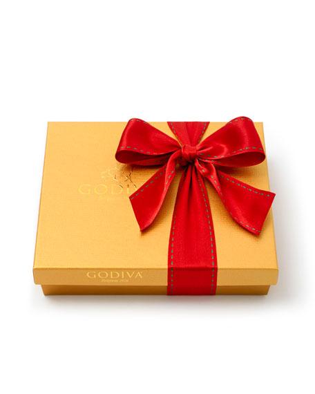 19-Piece Gold Chocolate Box