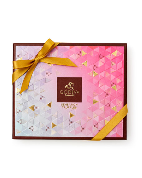 9-Piece Truffle Delights Gift Box