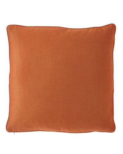 Winterthur Pillow  Orange