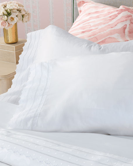 Harper Queen Pillowcase