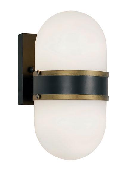 Capsule Medium 2-Light Sconce