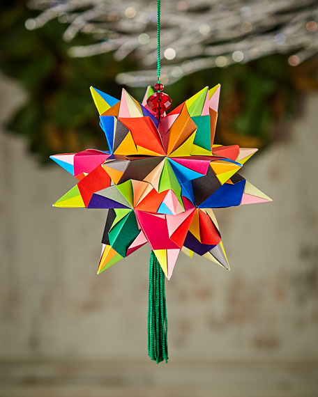 Large Stars Ornament