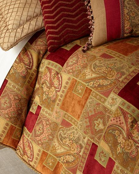 Austin Horn Classics Panorama 3-Piece Queen Comforter Set