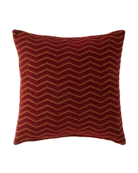 Panorama Zigzag Pillow, 20