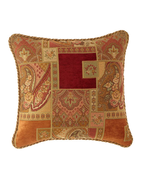 Panorama Corded Pillow, 18