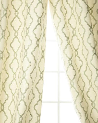 Plazo Linen/Cotton Drape  108L