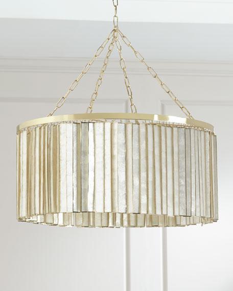 Long Strips Pendant Light
