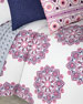 Bita Queen Duvet Cover