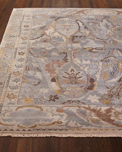 Amata Hand-Knotted Rug, 9' x 12'
