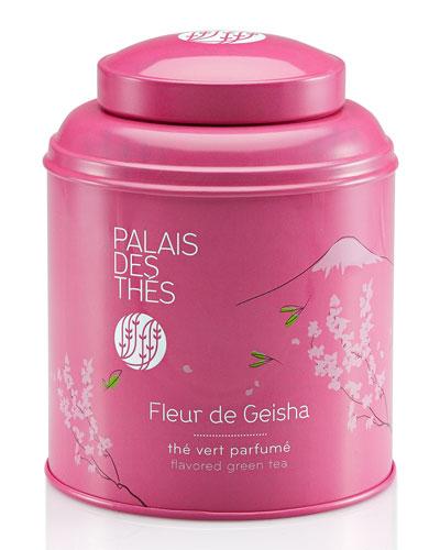 Fleur de Geisha Tea