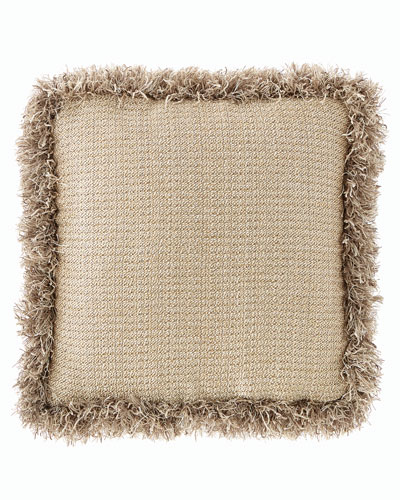 Charlotte Fringe Pillow, 18