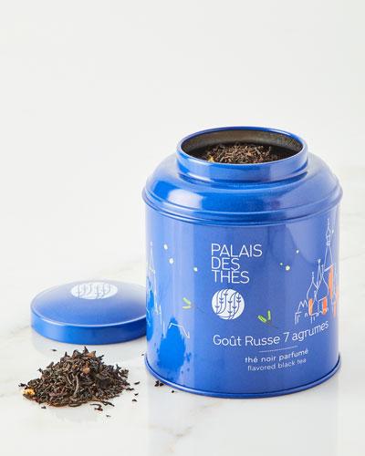 Goût Russe 7 agrumes Tea