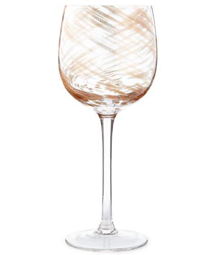 Misty Wine Goblets, Set of 4