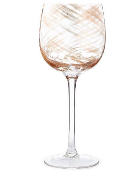 Misty Wine Goblets, Set of 4