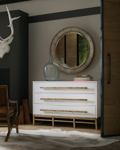 Piernia Three-Drawer Chest