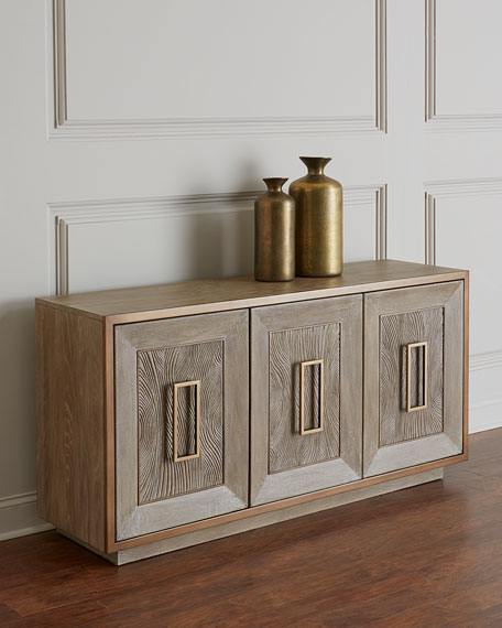 Maya Console. Mirrored Chests   Living Room Cabinets at Neiman Marcus Horchow