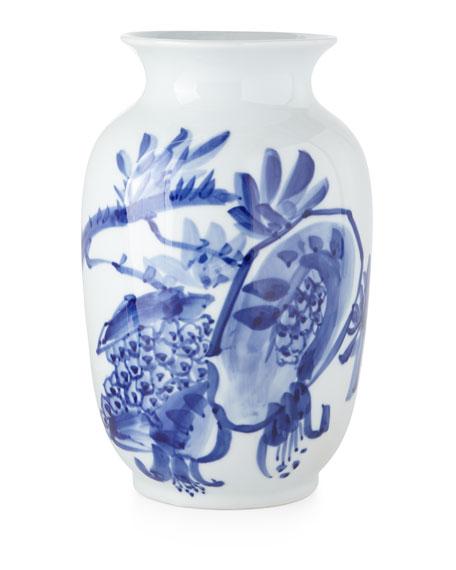 """Ceramic Vase, 9.5"""" x 7"""""""