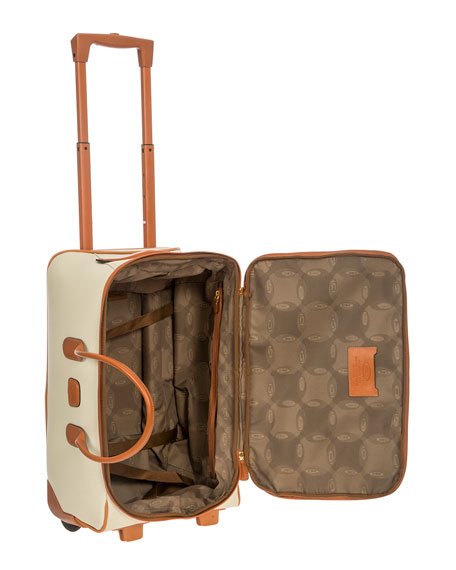 "Firenze 21"" Carry-On Rolling Duffle"