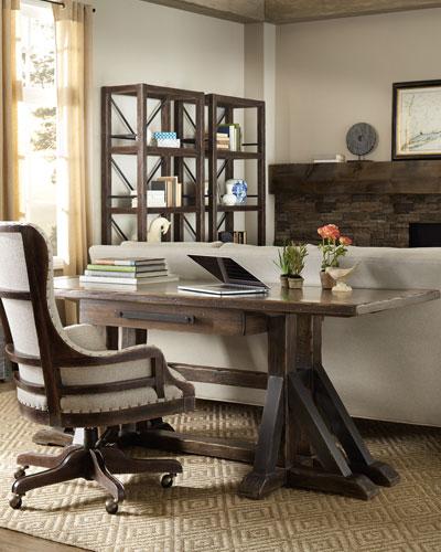 Jayden Office Chair Quick Look. Hooker Furniture