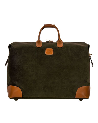 Life Valise Carry-On Duffel Bag