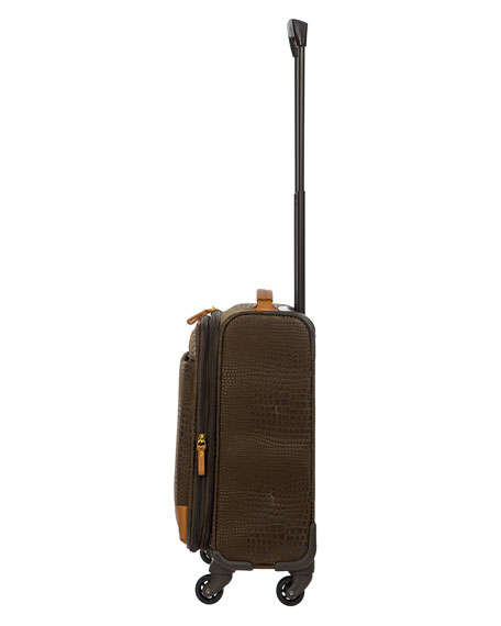 "My Safari 20"" Wide-Body Carry-On Spinner  Luggage"