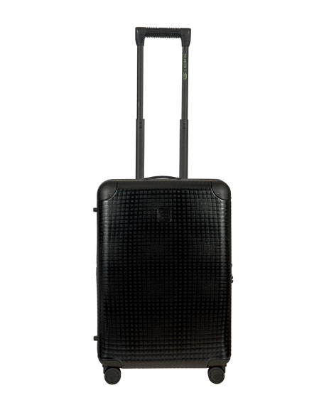 "Moleskine by Bric's 21"" Polycarbonate Spinner Luggage"