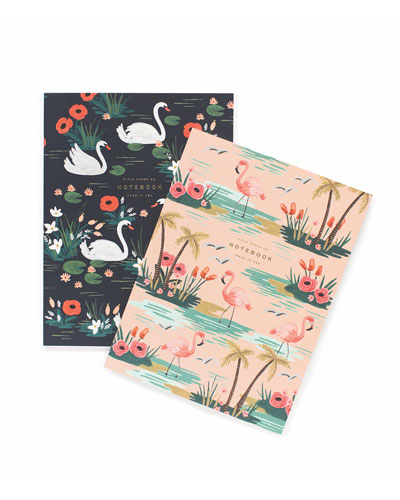 Birds of a Feather Notebook, Set of 2
