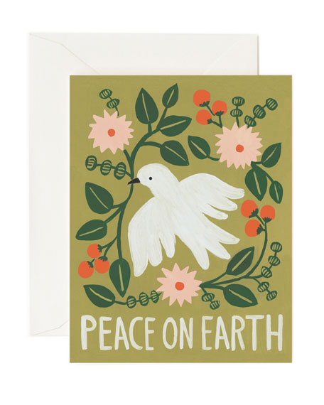 Peace on Earth Boxed Card Set, Set of 8