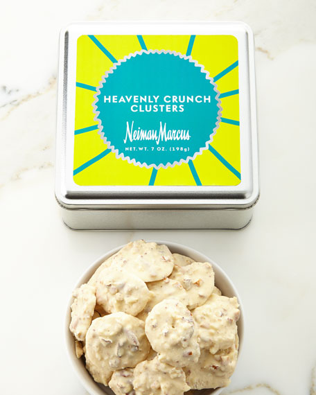 Heavenly Crunch Clusters