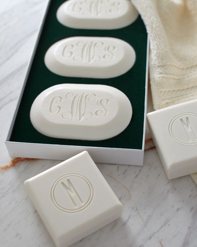 Personalized Original Soap Trio - Name or Phrase