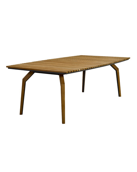 Cote d'Azure Rectangle Dining Table