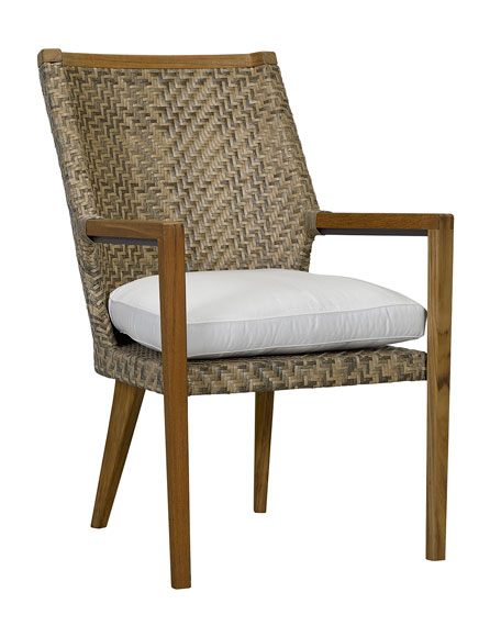 Cote d'Azure Dining Arm Chair