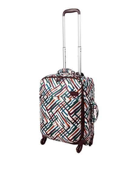 Draw the Fall Seasonal Spinner  Luggage