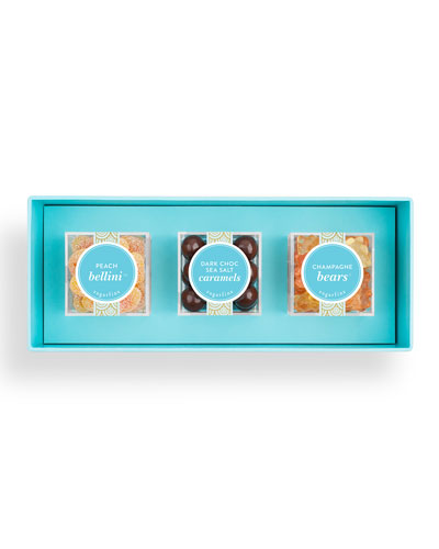 Sugarfina Faves 3-Piece Candy Bento Box