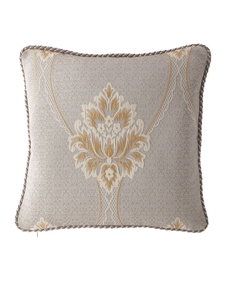 "Valencia Pillow, 20""Sq."