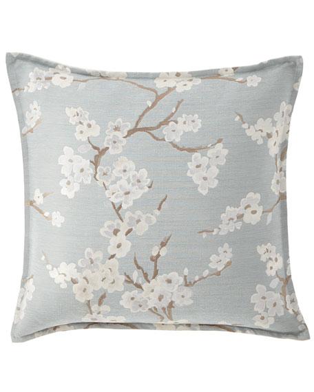 Lyssa Flower Pillow, 22