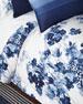 Flora Floral King Comforter Set