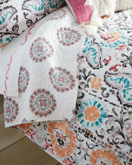 Design Source Danee Full/Queen 3-Piece Quilt Set