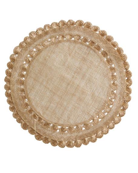 Isadora Round Placemat