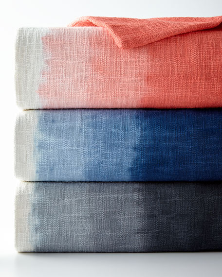Maneka Dip-Dyed King European Sham