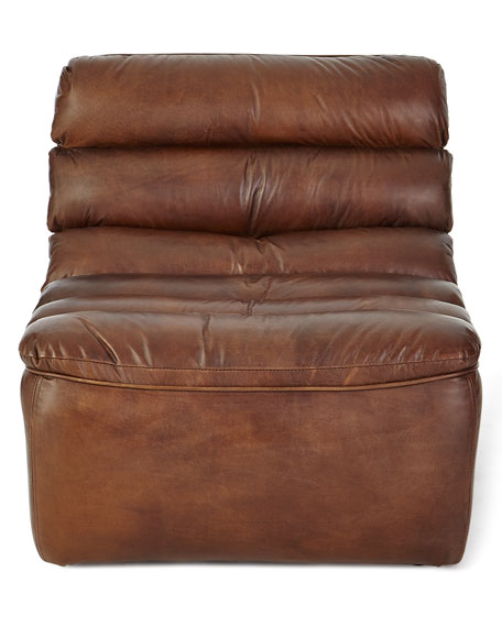 Renee Leather Lounge Chair